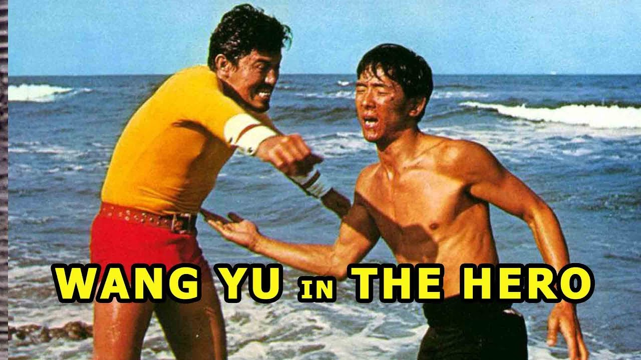 Wu Tang Collection - Wang Yu  in The Hero  (Widescreen Dutch Subtitled)