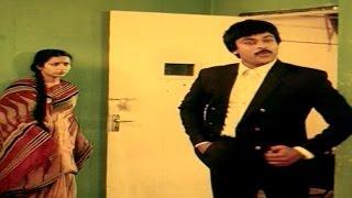 Chantabbai Movie || Back To Back  Comedy Part - 02 || Chiranjeevi,Suhasini