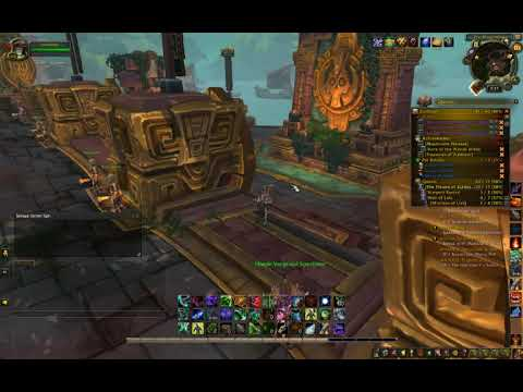 Where the PvP Loot Chest is in BFA (Horde)