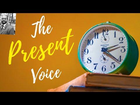 The Present Voice (Hindi) || Godwin Sequeira