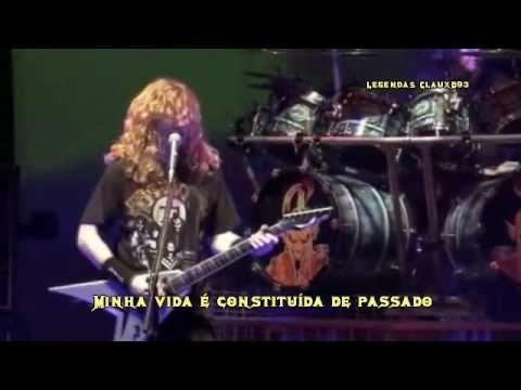 In My Darkest Hour - Megadeth Live Blood In The Water ( Letras / Legendado PT-BR) Live