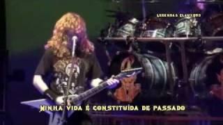 In My Darkest Hour - Megadeth Live Blood In The Water (Legendado PT-BR) Live