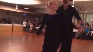 Tess Dunn & Jake Greene Two Step