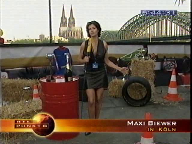 Oops maxi biewer Zelina Vega