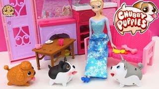 Disney Frozen Queen Elsa & Princess Anna