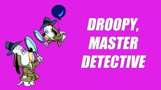 Droopy Master Detective 1993 Opening