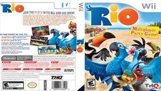 Nintendo Wii: Rio - HD (720p).