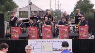 Lebanon Big Swing Band - The Chicken