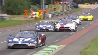 24 Heures du Mans 2018 - Résumé 15h00 - 17h00