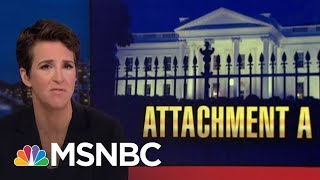 connectYoutube - FBI Sought 'Papers Of The President' In Michael Cohen Searches | Rachel Maddow | MSNBC
