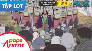 One Piece Tập 107 - Chiến Dịch Utopia Bắt Đầu - Quân Phiến Loạn Hành Động - Hoạt Hình Tiếng Việt