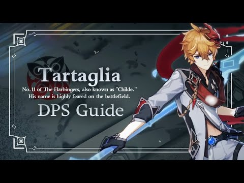 Is Childe/Tartaglia overpowered? In-depth Analysis and Guide | Genshin Impact