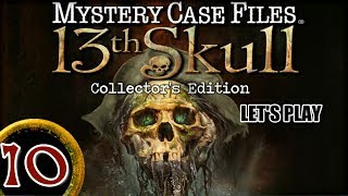 Mystery Case Files 7: 13th Skull CE [10] w/YourGibs - Chapter 10: ROWENA SPINACH IS HERE