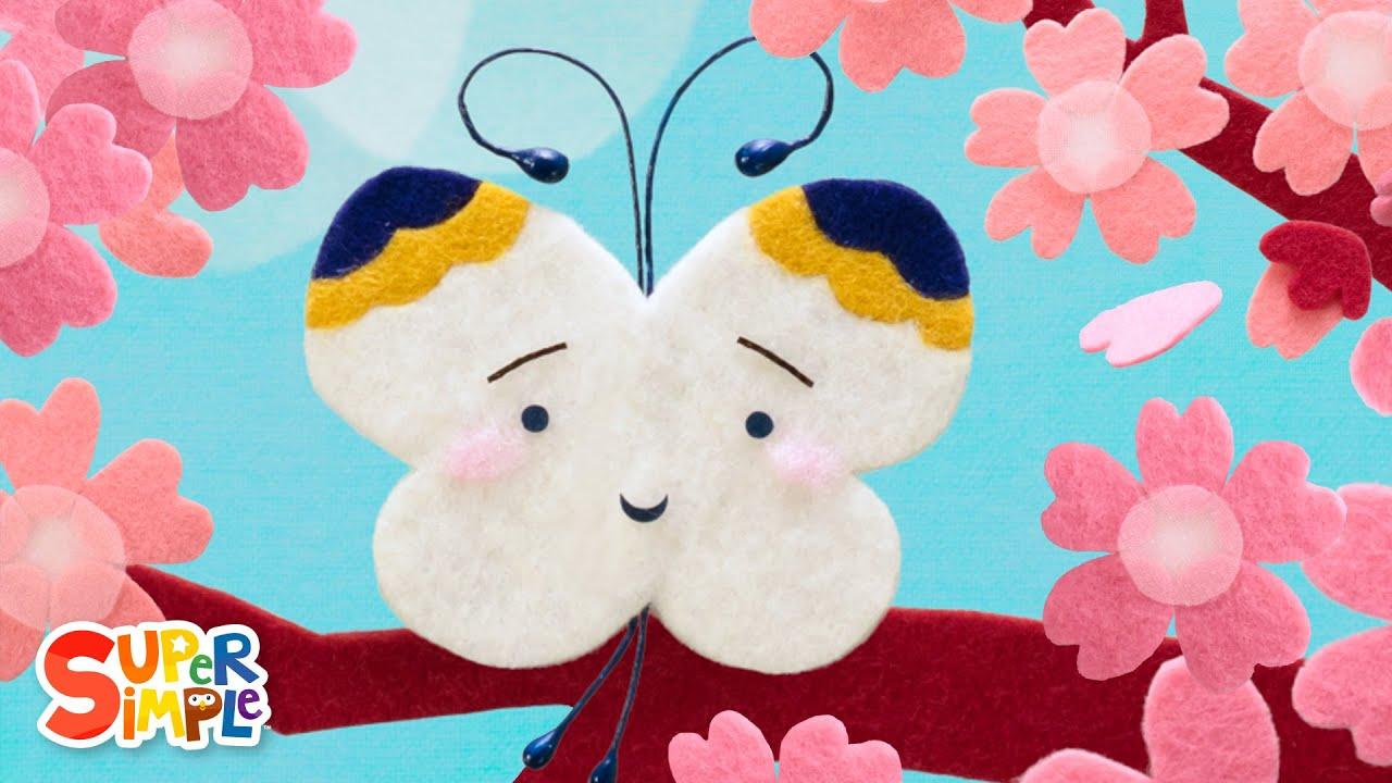 ちょうちょう | Chouchou |【童謡】| Traditional Japanese Children's Song