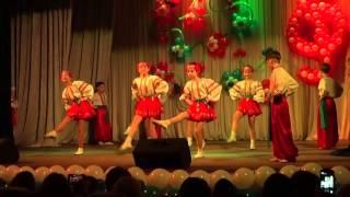 Українська полька - зразковий ансамбль танцю