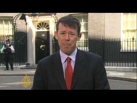 Barnaby Phillips reports about UK stand on Syria