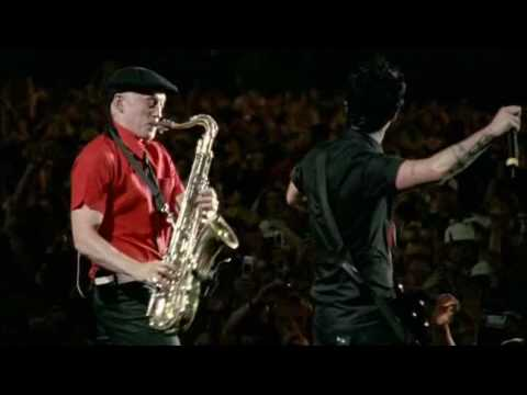 Green Day - Bullet in a Bible - Brain Stew - HD