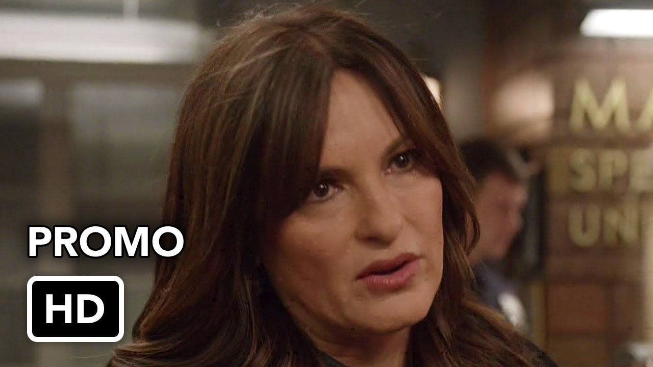 "Law and Order SVU 19x20 Promo ""The Book of Esther"" (HD)"