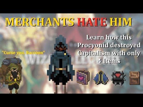 The Great NPC Heist | Wizard Of Legend