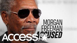 Morgan Freeman has been accused of inappropriate behavior by multip...