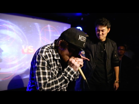 NaPoM Vs Gene Shinozaki / Battle 12 - Seven To Smoke Beatbox Battle