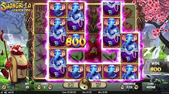 The Legend of Shangri-La Cluster Pays @ www.spinandwin,com