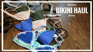 Honest AliExpress Bikini Haul Review | GenniferJordyn
