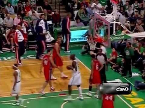 Brook Lopez Laughs Off KG