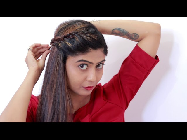 3 Easy Summer Hairstyle Easy Hairstyle Step By Step
