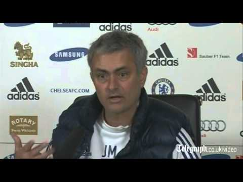 Mourinho calls Wenger 'a specialist in failure'