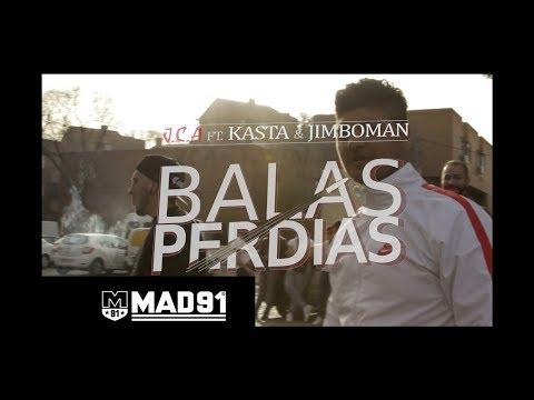 J.C.A - Balas Perdidas feat. Kasta ZNP & Jimboman (prod. by DJ Cec)