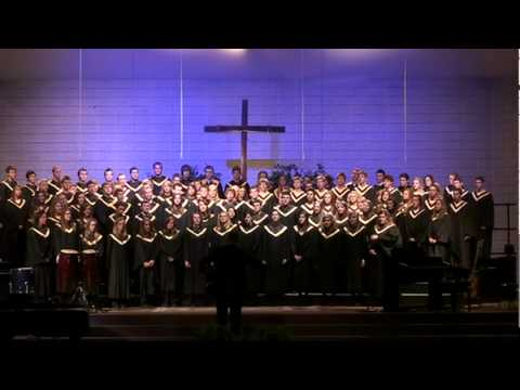 Behold the Lamb. CCHS Choir. Dottie Rambo