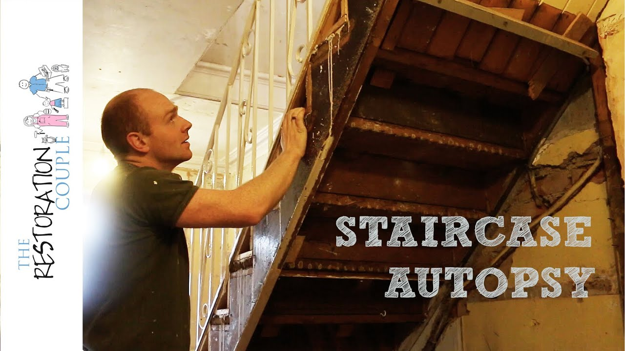 Removing the wallpaper hall stairs and landing youtube - How to wallpaper stairs and landing ...