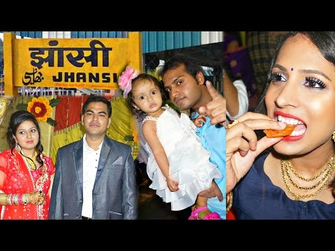 Jhansi Day 1 - Cousin Engagement   A Day In My Life   ShrutiArjunAnand