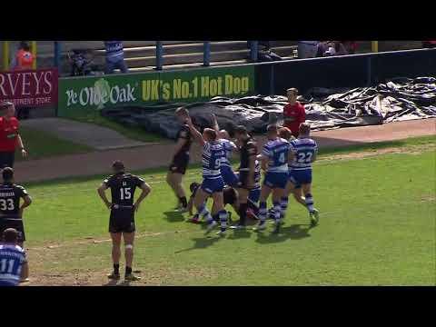 Match Highlights: Halifax (A) - 2016 Challenge Cup