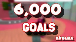 6K GOALS IN KICK OFF | Roblox