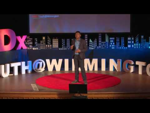 Diverse Education For A Student In The Education System | Elijah Jones | TEDxYouth@Wilmington