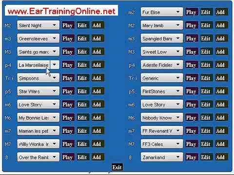 Learn irish music by ear
