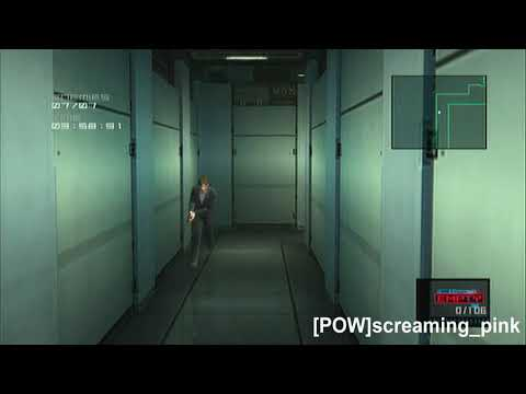 Snake (Tuxedo) Elimination Mode levels 1-10 MGS 2 HD VR Missions Part 57