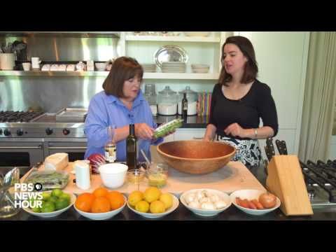 WATCH: The one recipe Ina Garten says everyone should know how to make