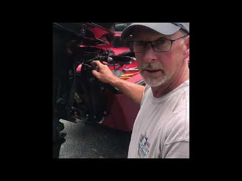 Mercury Trim Gauge Fix