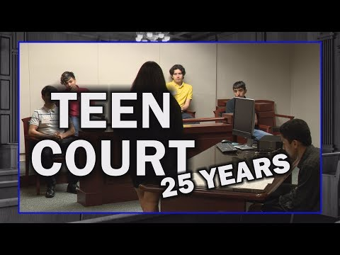 Teen Court | Irving, TX - Official Website