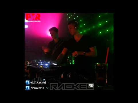 Rackel - Al Ritmo VOL. 5 @ Power Hit Radio Lithuania ( TECHNO, TECH HOUSE )