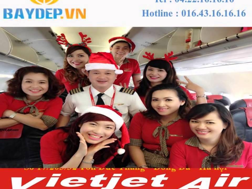 Cà Mau: đại lý vé máy bay Vietjet Air ủy quyền ở Cà Mau, vé giá rẻ
