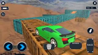 Extreme Impossible Track Stunt Car Racing - Android Game - Game Rock