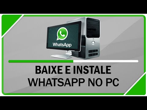 download Como baixar e instalar WhatsApp no PC ( Sem BlueStacks )