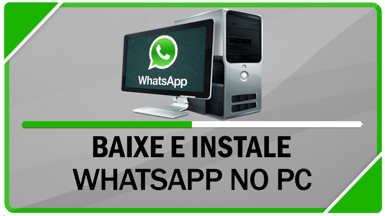 baixar o whatsapp para notebook windows 7