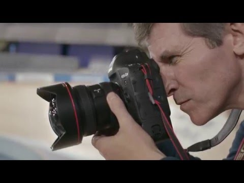 Exploring the EOS-1D X Mark II with Eddie Keogh - Canon