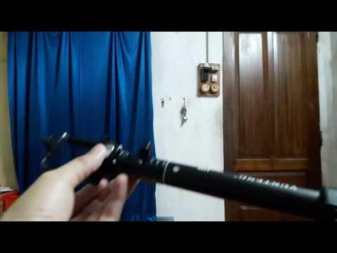Giới thiệu và HDSD gậy tự sướng Yunteng 2288
