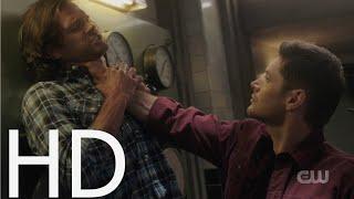 Gambar cover Demon Dean kills Sam in his dream / Supernatural 15x05 / Part of Sam's soul is in Chuck